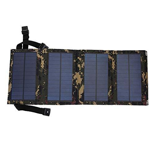 Caricabatterie da pannello solare pieghevole da...