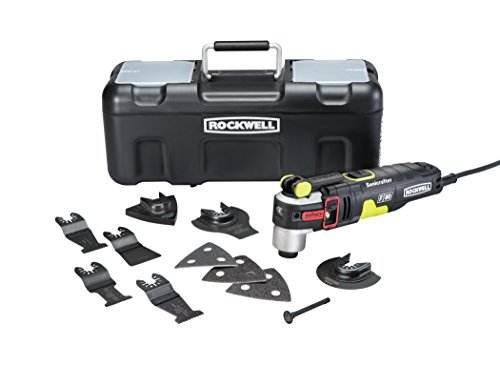 Rockwell RK5151K 4.2 Amp Sonicrafter F80 Oscillating Multi-Tool...