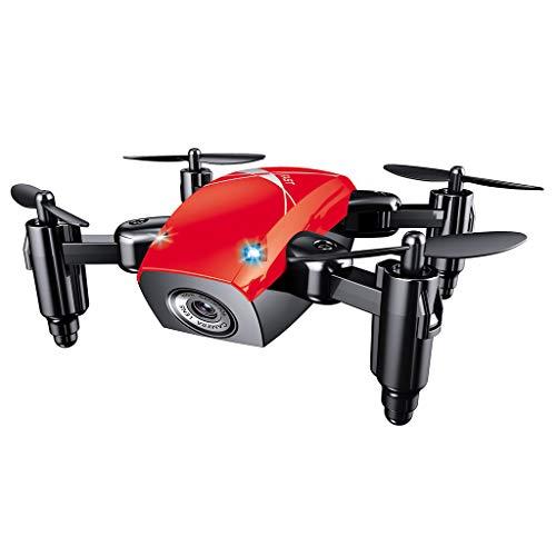 Runrain S9HW Mini Drone S9No Camera RC Drones Pieghevole altitudine Hold Quadcopter