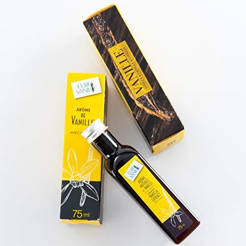 Eurovanille Extracto Natural de Vainilla Bourbon con Semilla