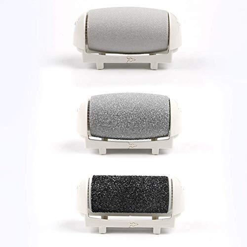 Ersatzrolle für MYCARBON Hornhautentferner, Mycarbon wiederaufladbare Fußfeile, arbeitet elektrisch. Elektrische Nagelfeile, Nagelpflege, Maniküre, Werkzeug zur Hornhautentfernung