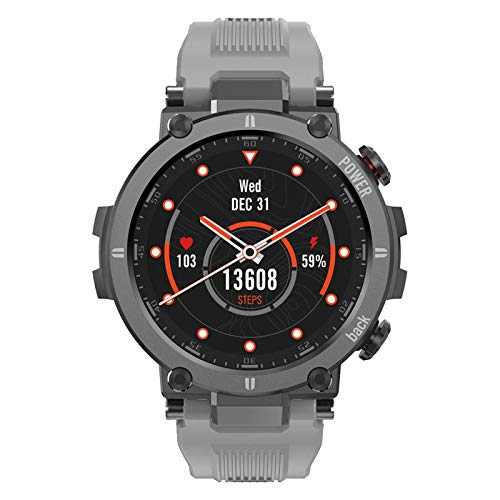 OPTA SB-216 Bluetooth Heart Rate Sensor,Blood Pressure Monitor and Blood Oxygen Fitness Watch for All Android/iOS Mobile for Unisex