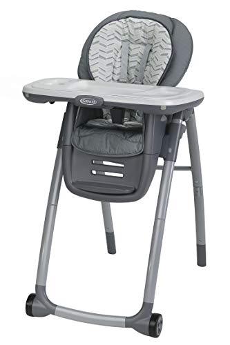 slim folding high chair