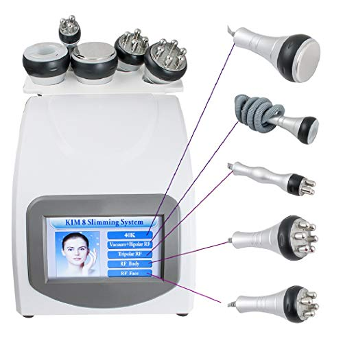 5 in 1 Body Shaping Machine, ixaer RF Fat Burning Device Skin Care Machine, Only USA Shipping