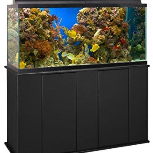 Aquatic Fundamentals Wood 75 Gallon Aquarium Stand, Made in the USA