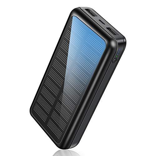 30000mAh Soluser Batterie Externe Portable Power Bank, Haut Vitesse de Charge Batterie de Ecours...