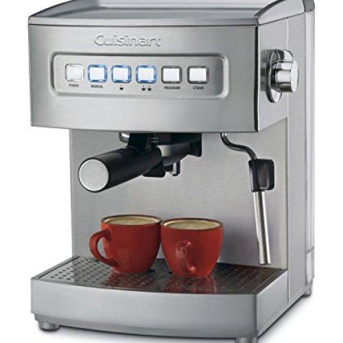 Cuisinart EM-200NP1 Programmable 15-Bar Espresso Maker