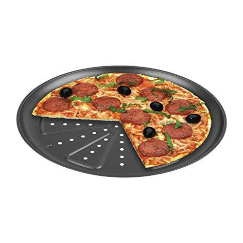 CHG 9776-46 Teglia per Pizza, 2 Pezzi, Diametro Ca. 28 Cm, in Nuova qualit Professionale, Resistente...