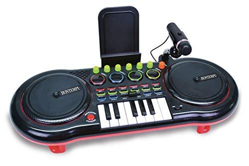Bontempi, DJ mixer, 18 100, Nero