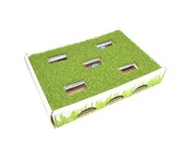 Grass-Patch-Hunting-and-Play-Box-Cat-Ball-Toy-by-Petstages
