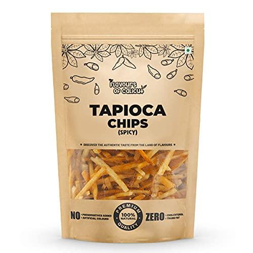 Flavours of Calicut - Kerala Tapioca (Kappa) Chips - 350g