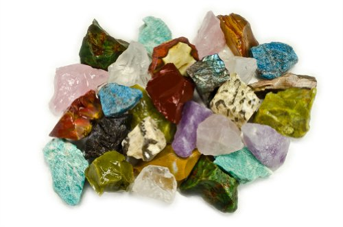 Hypnotic Gems Materials: 12 lbs of Hand Bagged 17 Stone Type...
