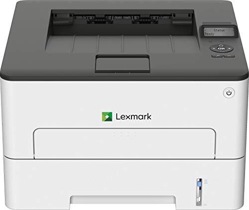 Lexmark B2236DW Monolaser (WLAN, LAN, bis zu 34 S./Min., autom. beidseitiger Druck) schwarz/grau