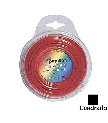 Papillon 8061810-Filo quadrato professionale, in nylon