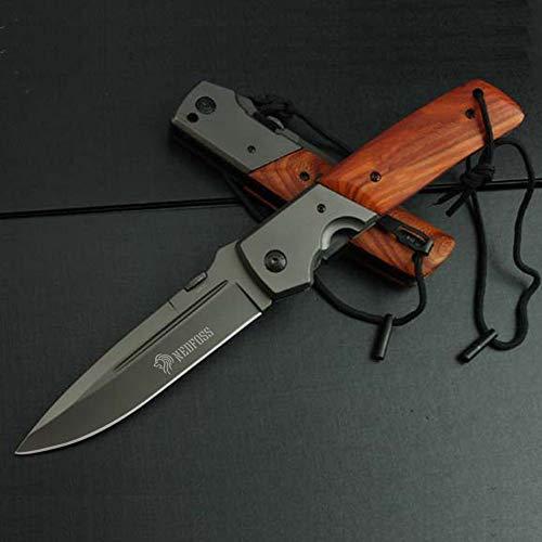 NedFoss Knife Außen Klappmesser DA52, Outdoor...