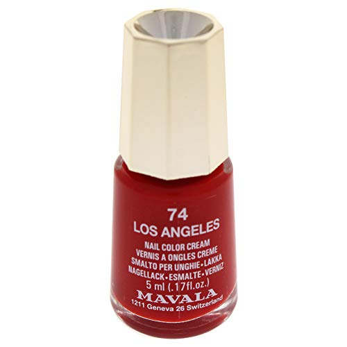Nail Color 74-Los Angeles 5 Ml