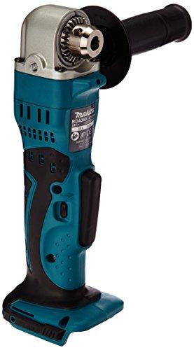 Makita DDA350Z Winkelbohrmaschine 18,0 V (ohne Akku, ohne Ladegerät) mit ZKBF, 18 V, Schwarz, Blau