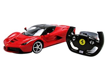 "RASTAR 762 50100 ""Ferrari LaFerrari Die-Cast Model"