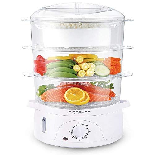 Aigostar Fitfoodie 30CFO - Cuiseur...