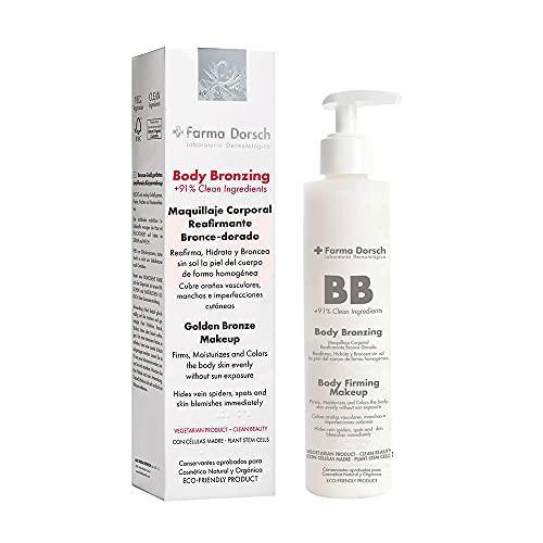 Farma Dorsch Body Bronzing Bb Maquillaje Corporal 200ml, Dor
