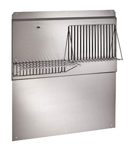 Broan RMP3004 Stainless Steel Backsplash, 30-Inch