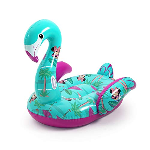 Bestway Bestway Disney MINNIE Schwimmtier Fashion Flamingo, 174 x 140 x 141 cm