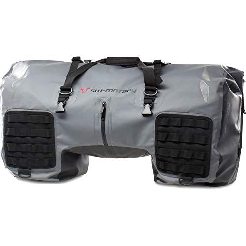 SW-MOTECH Drybag 700 Hecktasche 70L, Grau/Schwarz, Wasserdicht