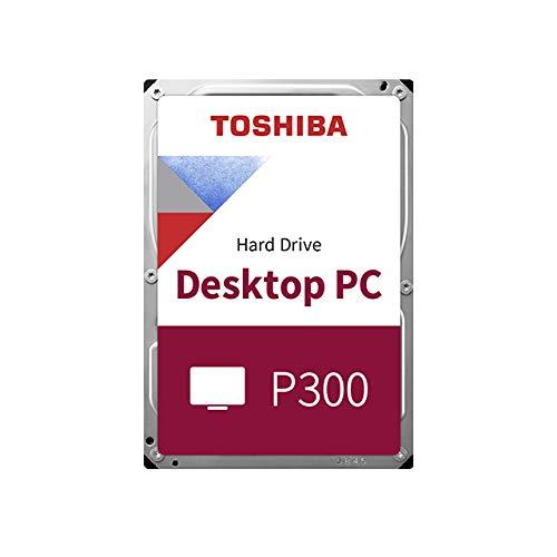 TOSHIBA EUROPE P300 4TB SATA 5400 RPM 3.5 pulgadas Bulk Desktop PC HDD