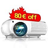 Vidéoprojecteur TOPTRO 7000 Lumen Video Projecteur Full HD 1080P Natif...