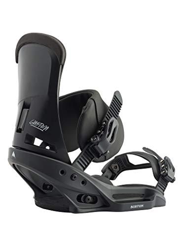 Burton Custom EST, Attacchi da Snowboard Uomo, Black, L