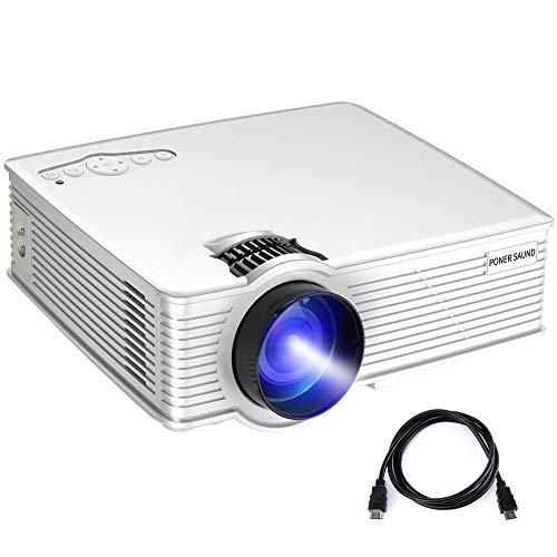 PONER SAUND Mini Projector