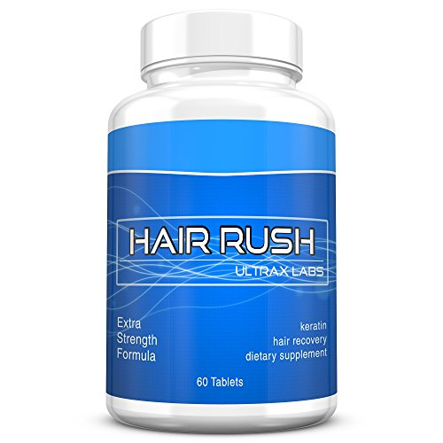 Ultrax Labs Hair Rush | Maxx Hair Growth & Anti Hair Loss Nutrient...