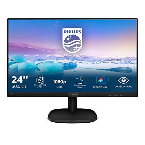 Philips 243V7QDAB - 24 Zoll FHD Monitor (1920x1080, 60...