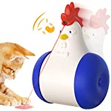 XXCOCK Laser Cat Toy - Summon Cats - Can Move - Automatic Interactive Infrared Toys