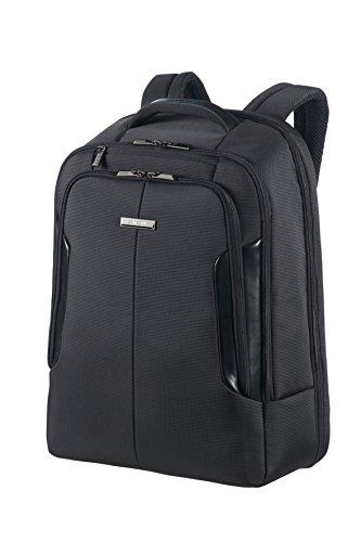 Samsonite XBR Laptop Zaino 17.3 Pollici, Poliestere, sistema di protezione Laptop PillowTM, Nero.29 Litri, 51 cm