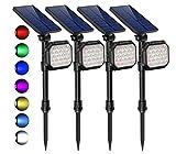 ROSHWEY Solar Spotlights...image
