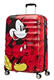 American Tourister - Disney Wavebreaker - Spinner , 77 cm, 96 L, Mickey...