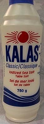 Food Sea Salt Kalas Sea Salt