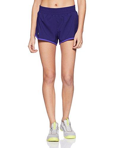 Under Armour Launch Tulip Women's Shorts (1290875_Europa Purple (540)_Large)