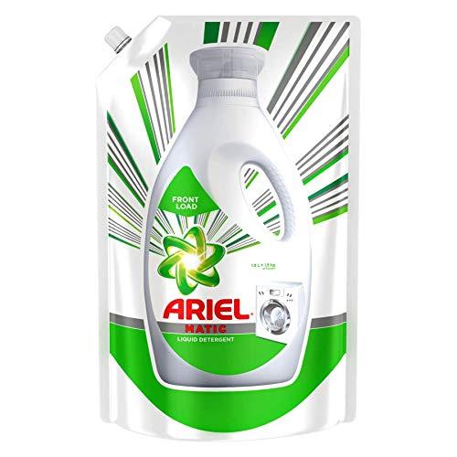 Ariel Matic Liquid Detergent, Front Load, 1.5 Litre Refill Pack