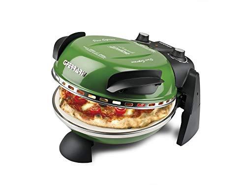 G3Ferrari Delizia Green Four à pizza électrique EVO, vert