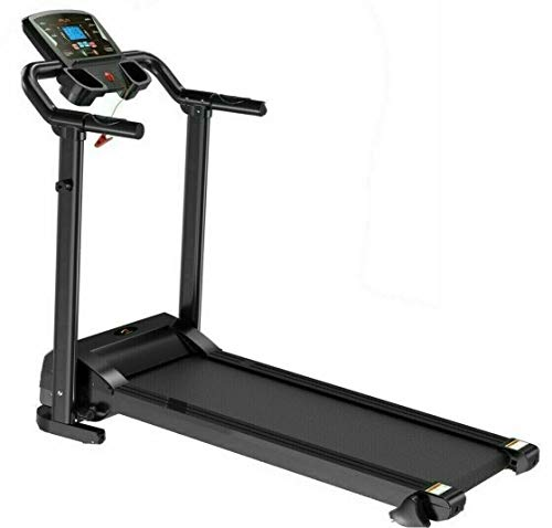 Heavy Duty| 1.5 HP | Electric Motorized Treadmill | Running Machine | Exercise Machine | Best for Home Cardio Fitness | Gym Equipment | Running Machine | Fitness Machine |