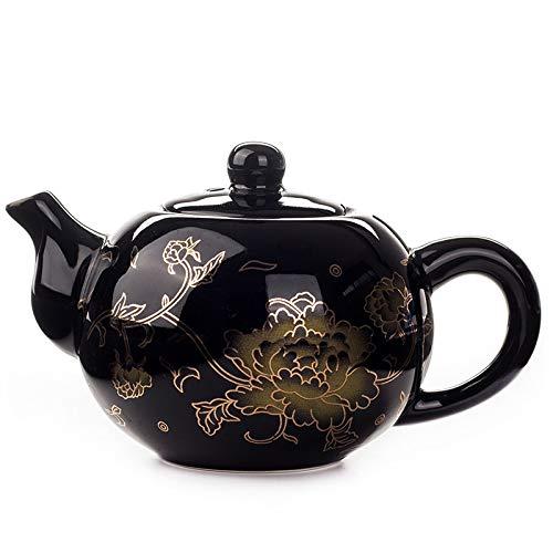 FTYYSWL 177ml Teiera Drago Teiera Set da t in Ceramica Bollitore Kung Fu Teiera Servizio da t Regali di Nozze per Gli Amici degli Ospiti B