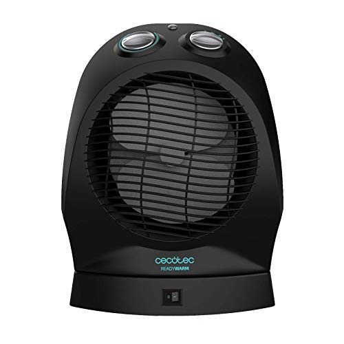 Cecotec Calefactor Baño Ready Warm 9750 Rotate Force. Potencia...