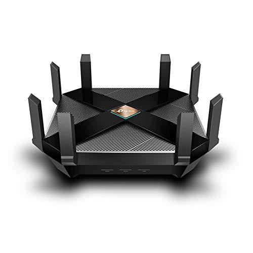 TP-Link WiFi 無線LAN ルーター Wi-Fi6 AX6000 iphone11 対応 11AX 4804Mbps + 1148Mbps Archer AX6000 3年...