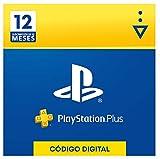 Sony, PlayStation Plus - Suscripción 12 Meses   PS5/PS4/PS3   Código de...