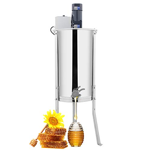 VINGLI New Electric 2 Frame Honey Extractor...