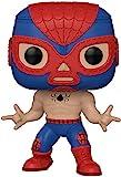 Funko Pop! Marvel: Luchadores - El arácno
