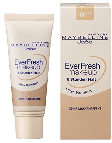 Maybelline New York Make-Up EverFresh, Sand 030, 1er Pack (1 x 30 ml)