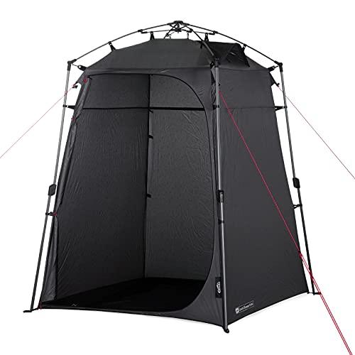 Qeedo Quick Shower Cabin Camping Duschzelt und...